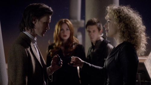 Doctor Who The Wedding Of River Song Ceremony 10