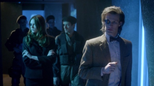 Doctor Who The Wedding Of River Song Tanks