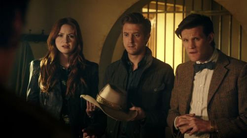 Doctor Who A Town Called Mercy Newcomers 5