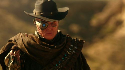 Doctor Who A Town Called Mercy The Gunslinger 2
