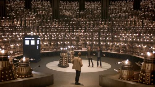 Doctor Who Asylum Of The Daleks Parliament 4