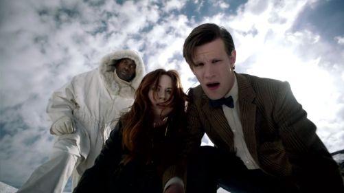 Doctor Who Asylum Of The Daleks Planetfall
