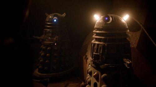Doctor Who Asylum Of The Daleks Rory Underground 3