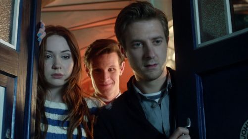 Doctor Who Dinosaurs On A Spaceship Blue Planet 5