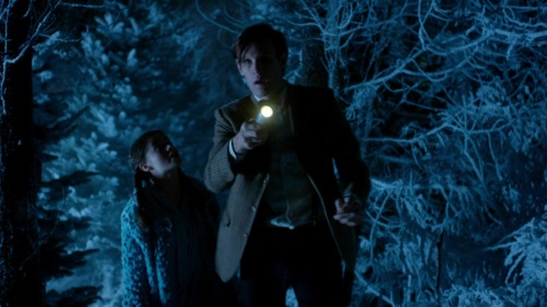 Doctor Who The Doctor, The Widow And The Wardrobe The Forest 19