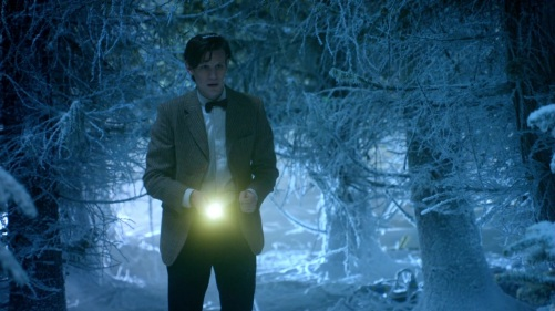 Doctor Who The Doctor, The Widow And The Wardrobe The Forest 2