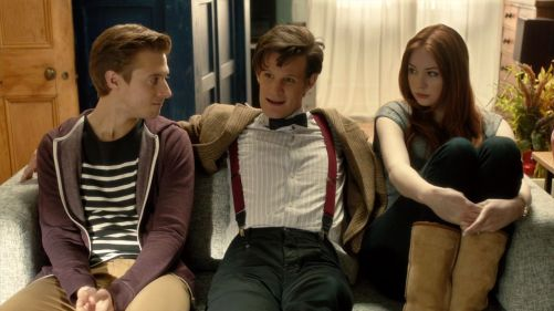Doctor Who The Power Of Three Boredom 3
