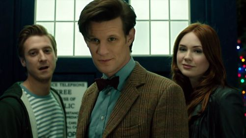 Doctor Who The Power Of Three Farewell 3