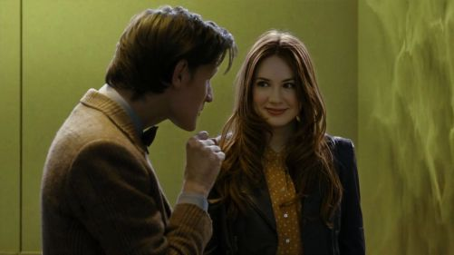 Doctor Who The Power Of Three Looking Glass 5