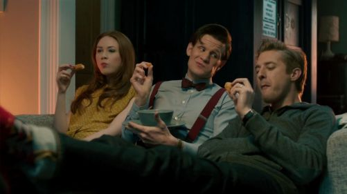 Doctor Who The Power Of Three Small Talk