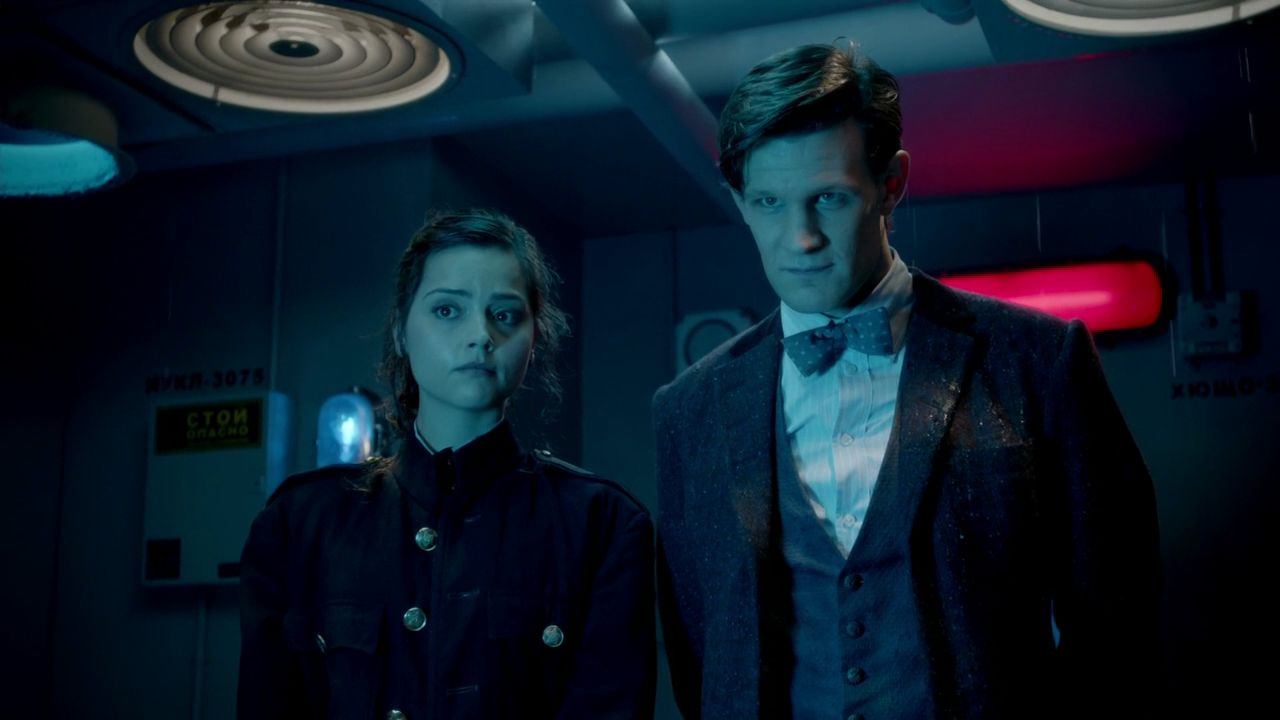 Doctor Who Cold War Debriefing