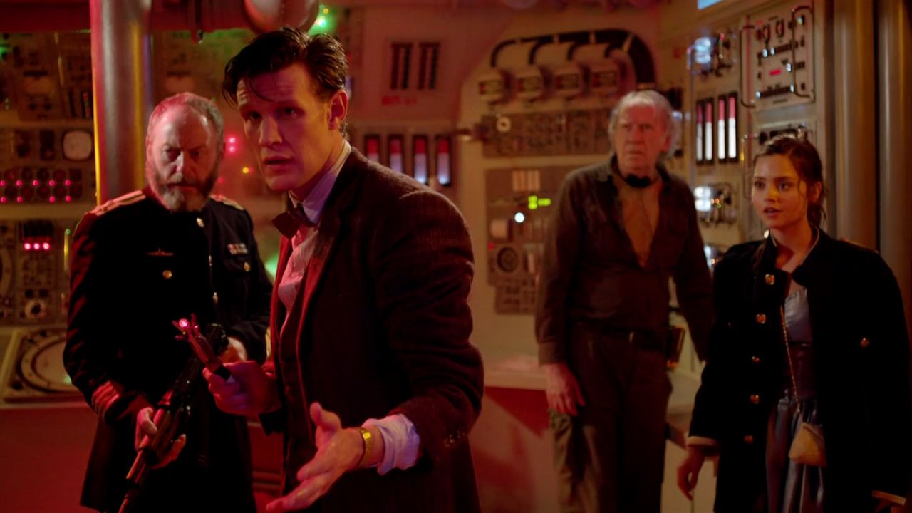 Doctor Who Cold War Moment Of Truth 9