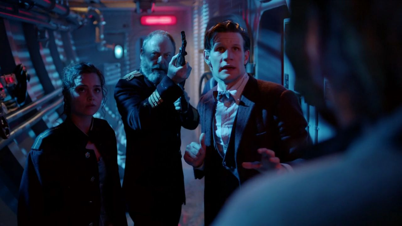 Doctor Who Cold War Standoff 5