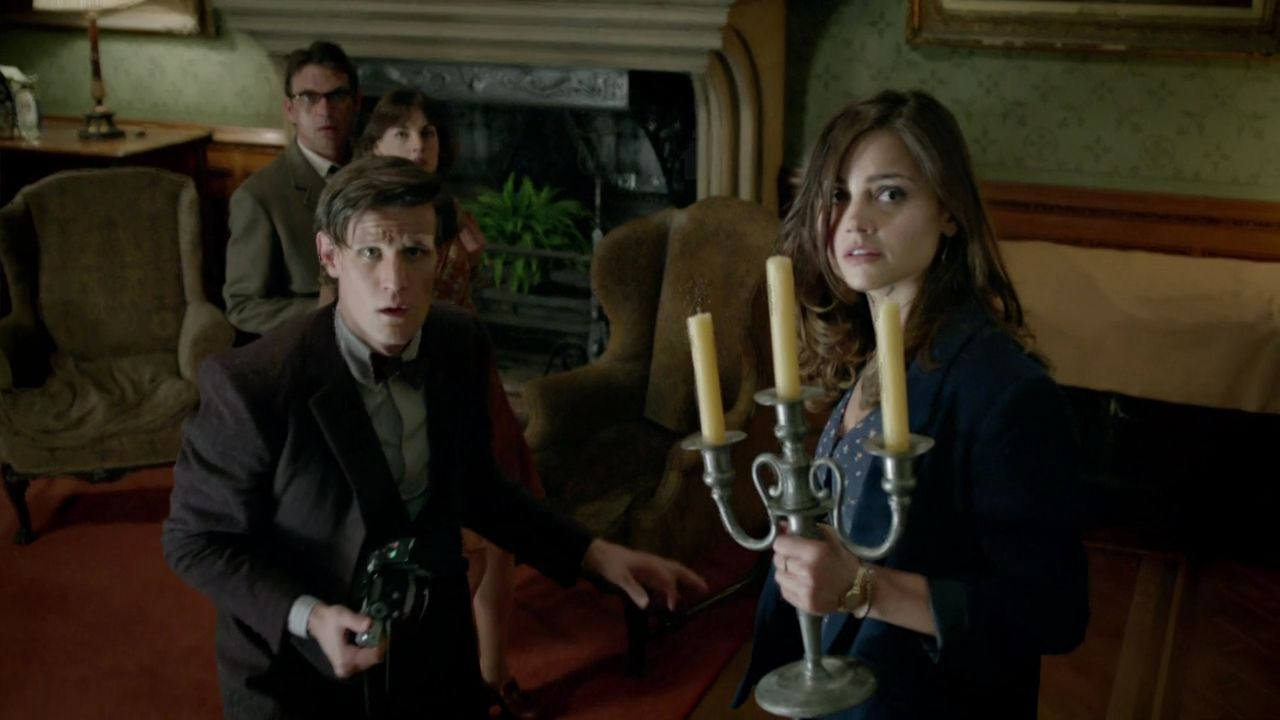 Doctor Who Hide Searching 13