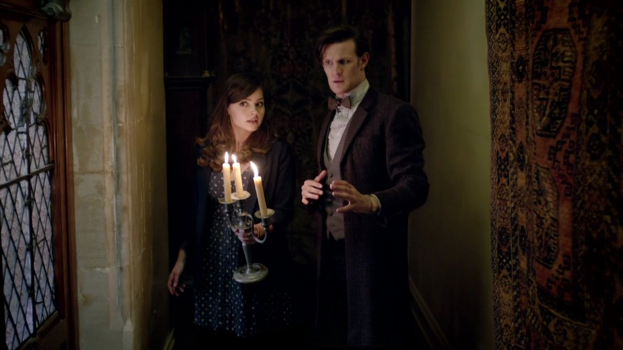 Doctor Who Hide Searching 9