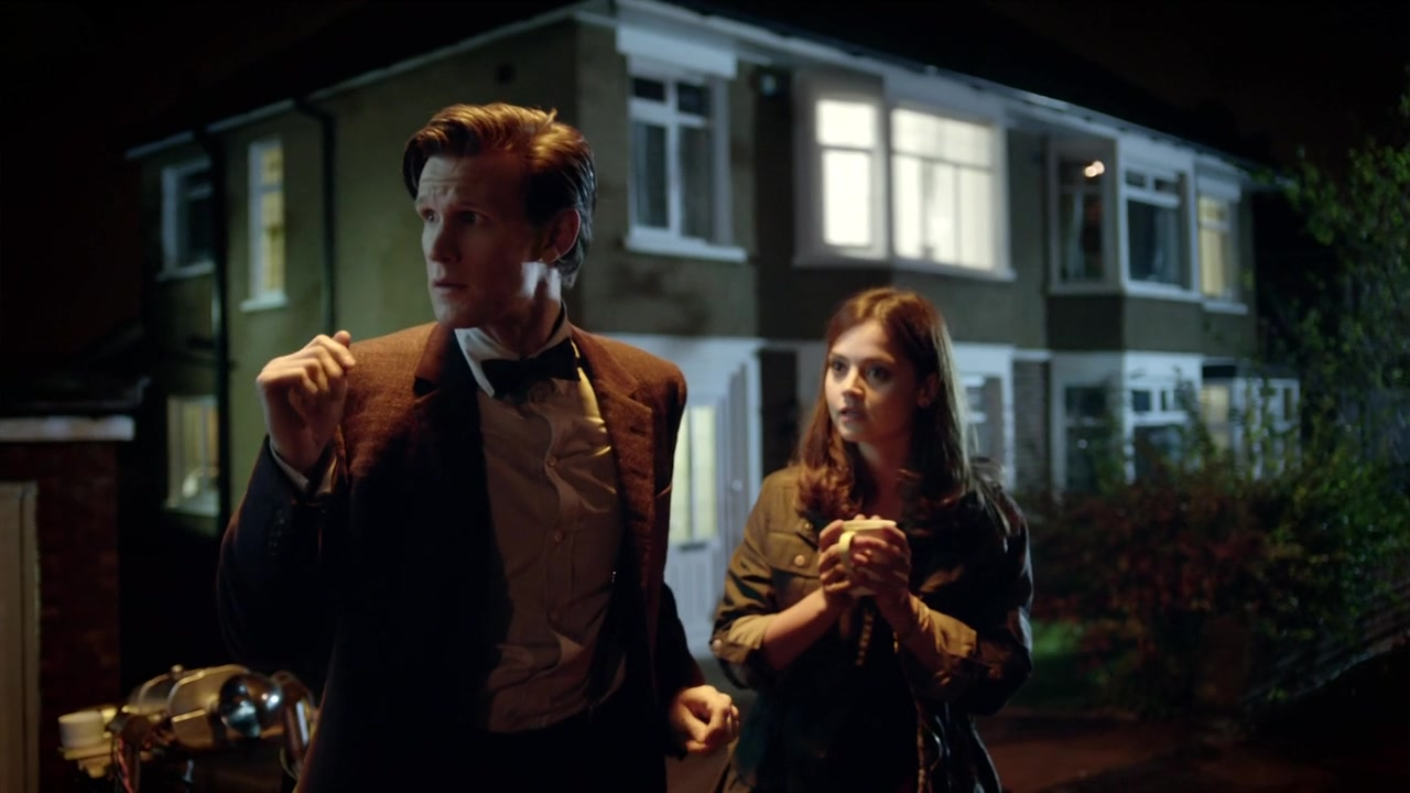 Doctor Who The Bells Of Saint John Conspiracy 7