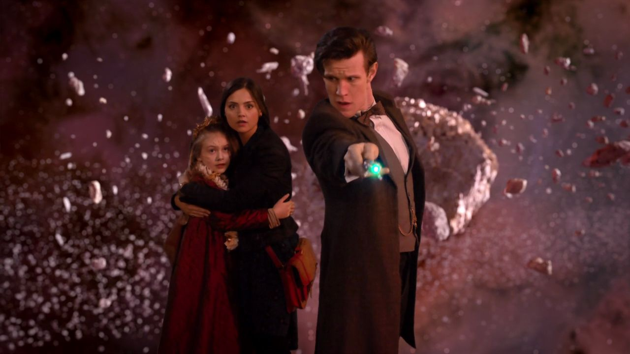 Doctor Who The Rings Of Akhaten Rescue Mission 20