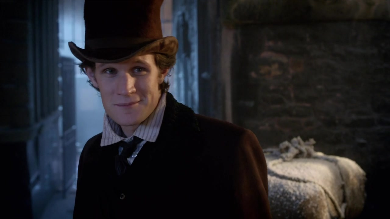 Doctor Who The Snowmen A New Doctor 3