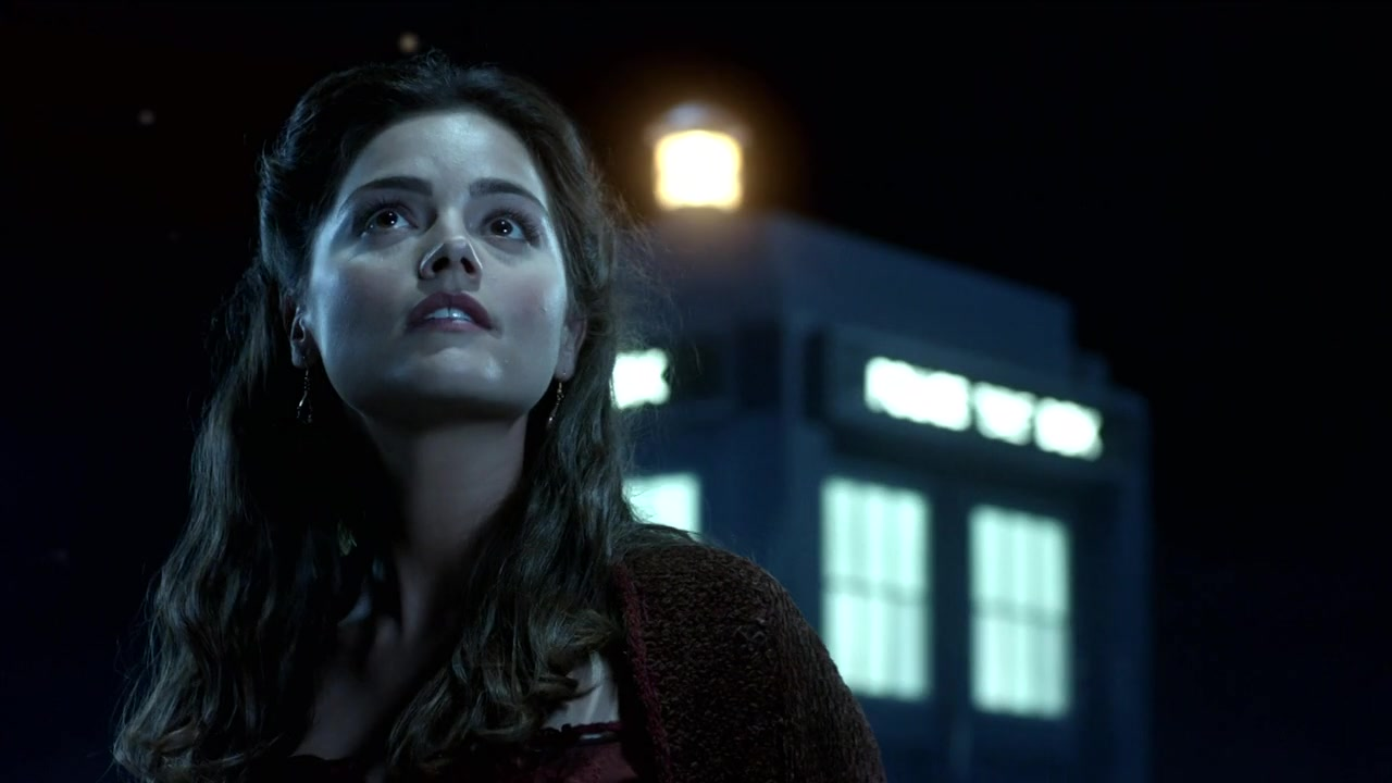 Doctor Who The Snowmen Climbing The Clouds 7