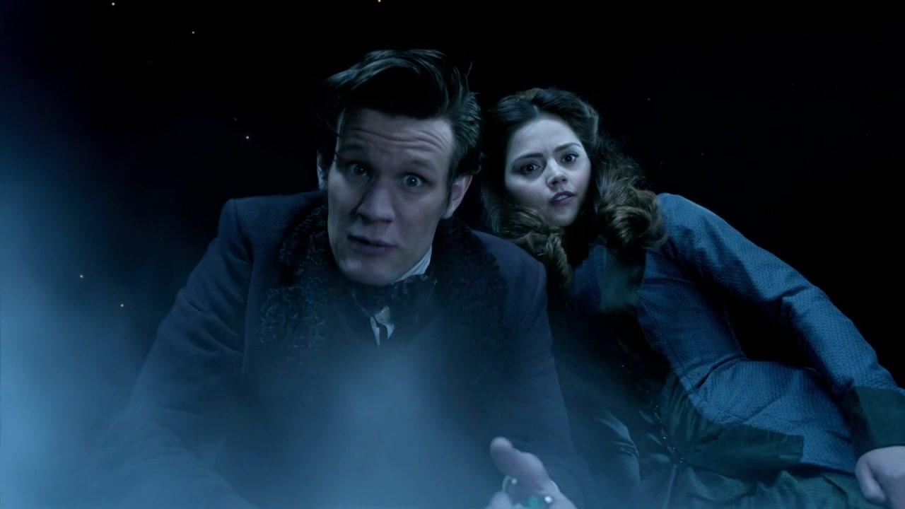 Doctor Who The Snowmen Crash Course 5