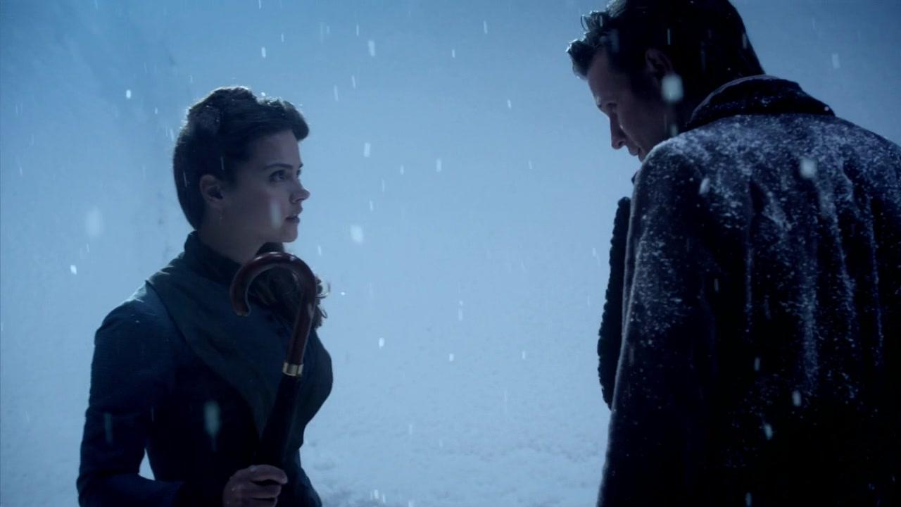 Doctor Who The Snowmen Crash Course