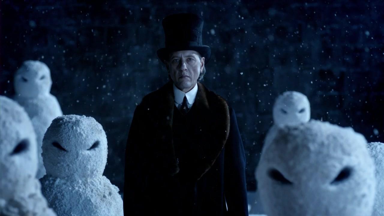 Doctor Who The Snowmen Stony Simeon