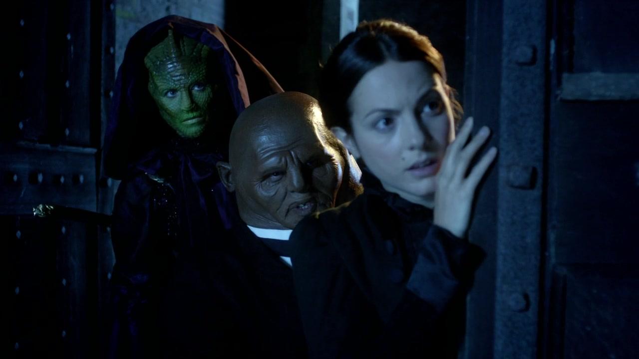 Doctor Who The Snowmen The Trio 2