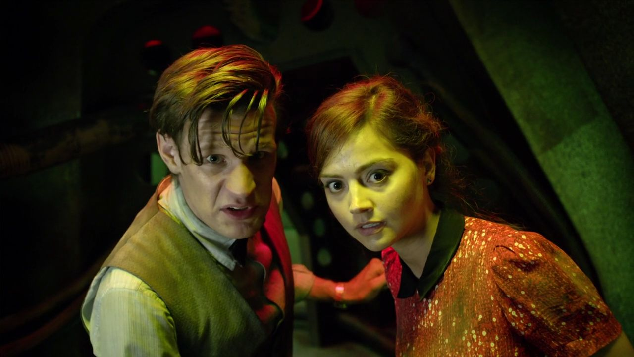 Doctor Who Journey To The Centre Of The TARDIS Detour 5