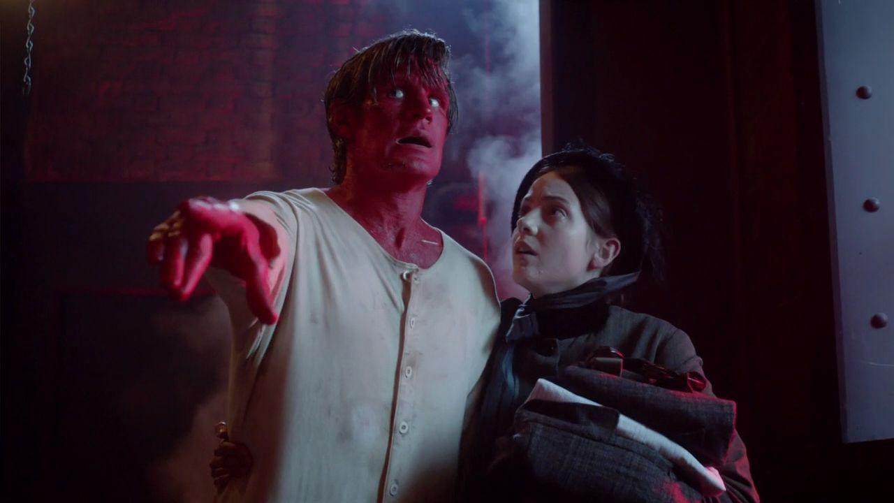 Doctor Who The Crimson Horror Prisoner 5