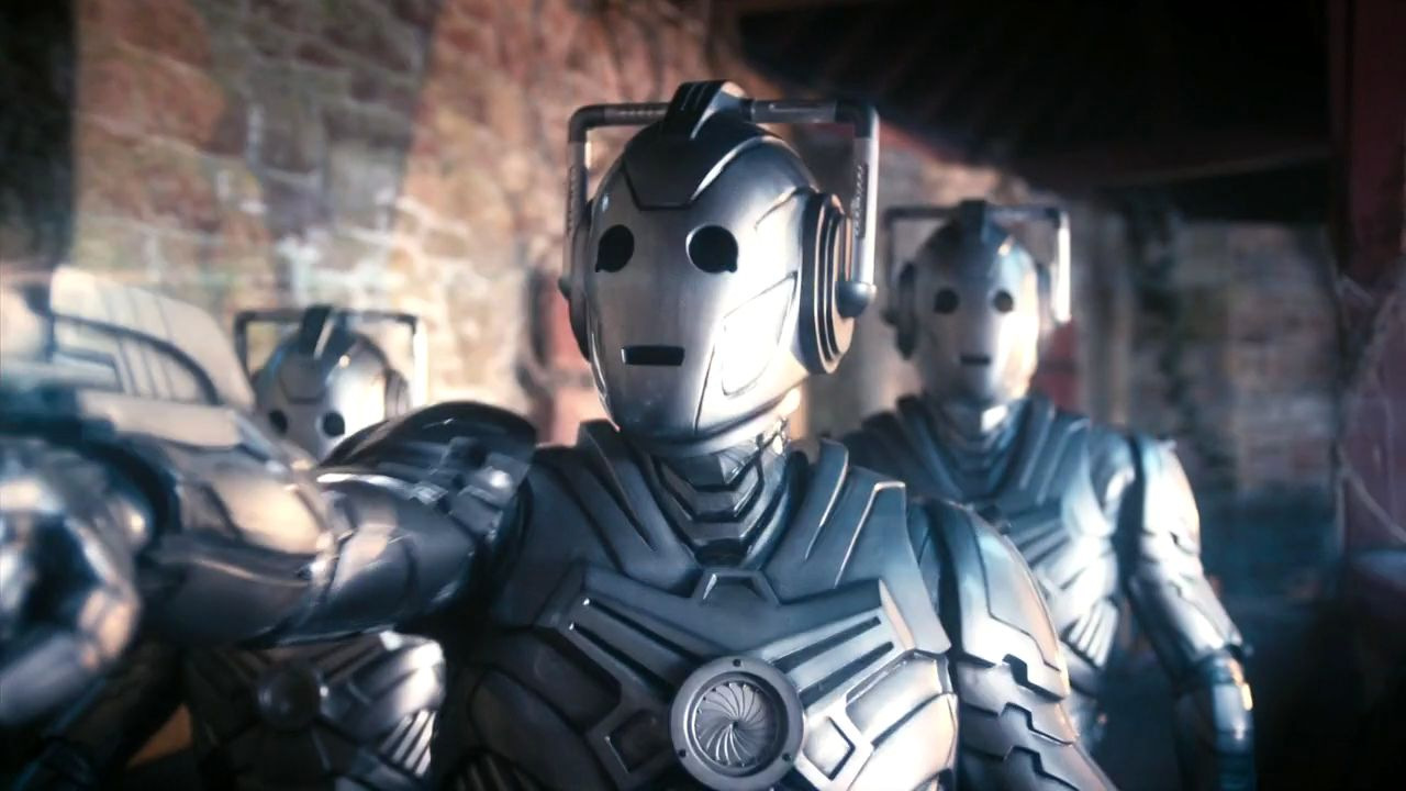 Doctor Who Nightmare In Silver Cyber Soldier 17