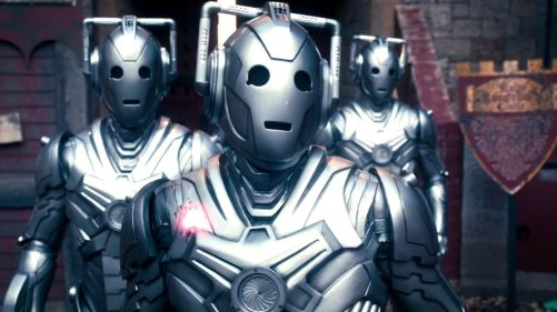 Doctor Who Nightmare In Silver Cyber Soldier 19