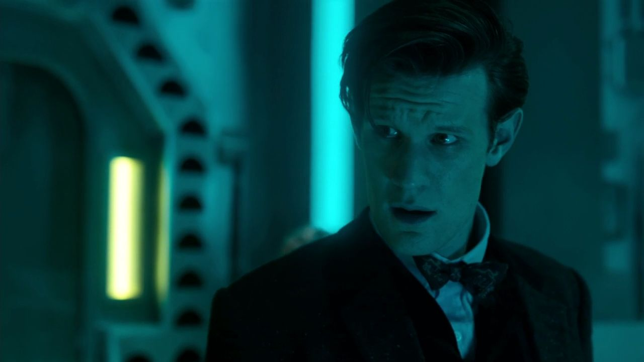 Doctor Who Nightmare In Silver Little Spy 4