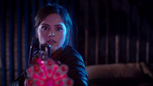 Doctor Who Nightmare In Silver Showdown 2