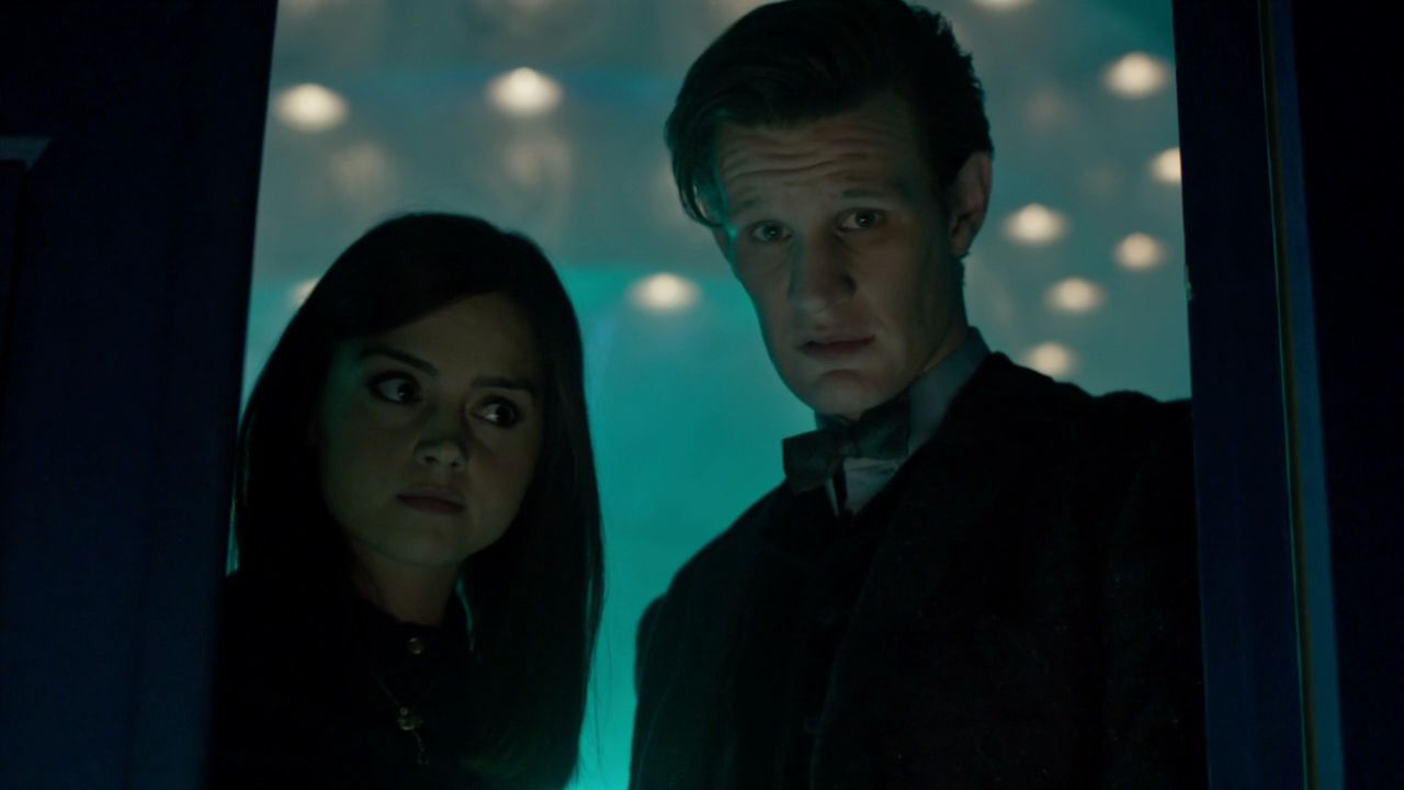 Doctor Who The Name Of The Doctor A Secret He Will Take To His Grave 12