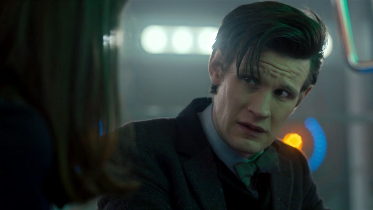 Doctor Who The Name Of The Doctor A Secret He Will Take To His Grave 6