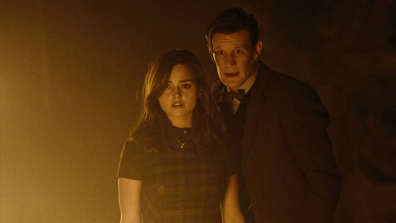 Doctor Who The Name Of The Doctor Rescuing Clara 7