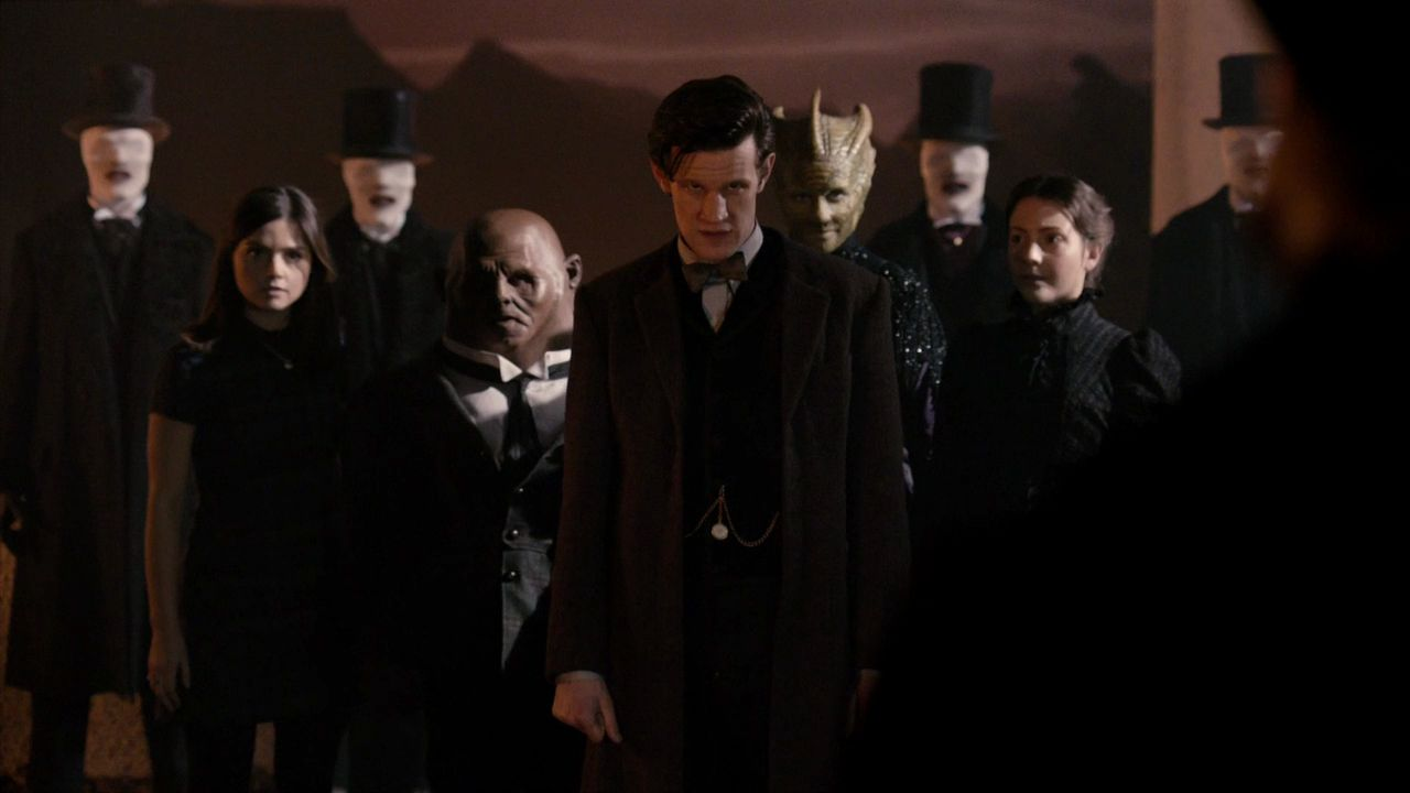Doctor Who The Name Of The Doctor Showdown 2