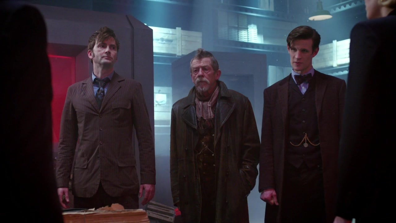 Doctor Who The Day Of The Doctor Entrance 6