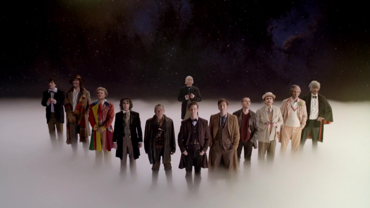 Doctor Who The Day Of The Doctor Final Farewells 22