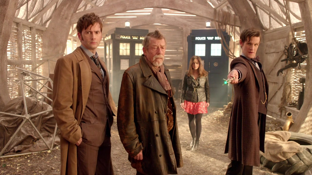 Doctor Who The Day Of The Doctor This Time There's Three Of Us 28