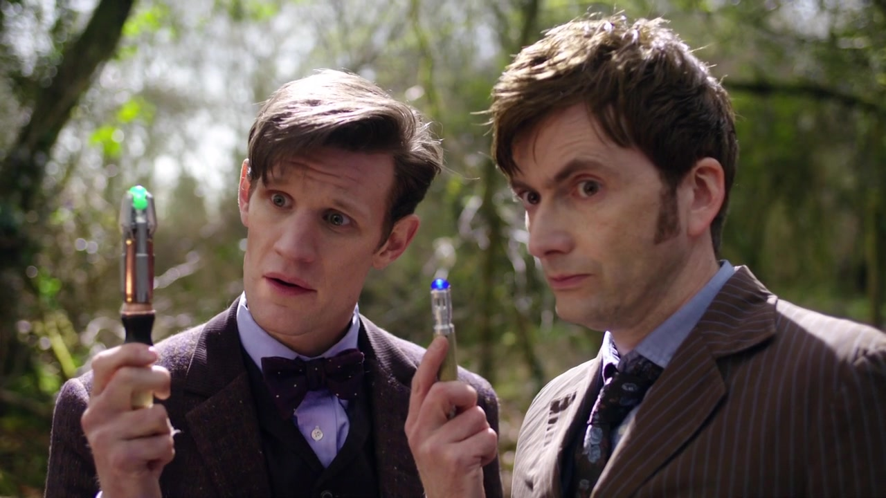 Doctor Who The Day Of The Doctor When Two Worlds Collide 11